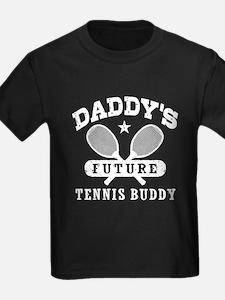 Daddy's Future Tennis Buddy T