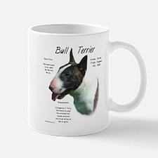 Colored Bull Terrier Mug