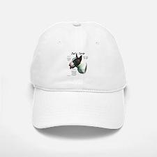 Colored Bull Terrier Baseball Baseball Cap