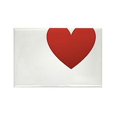 i-love-san-jose-2.png Rectangle Magnet (100 pack)