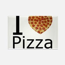 IHeartpizza.png Rectangle Magnet (10 pack)
