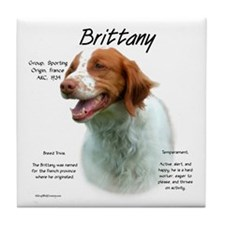 Brittany Tile Coaster