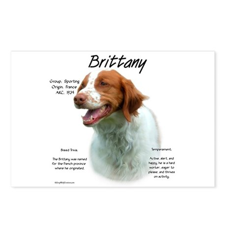 Brittany Postcards (Package of 8)