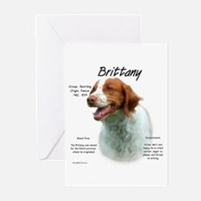 Brittany Greeting Cards (Pk of 10)