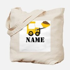 Personalized Digger Tote Bag