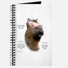Tawny Briard Journal