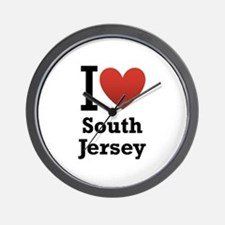 iheart southjersey.png Wall Clock