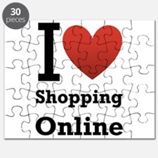 i love shopping online.png Puzzle