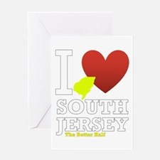I love South Jersey Greeting Card