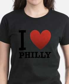 i-love-philly.png Tee