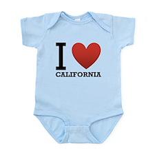 i-love-california.png Infant Bodysuit