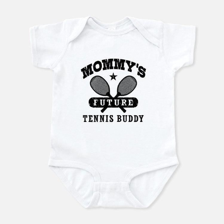 Mommy's Future Tennis Buddy Onesie