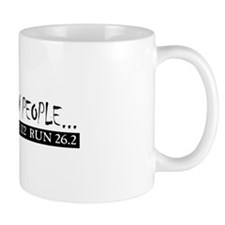 """I See Crazy People"" Mug"