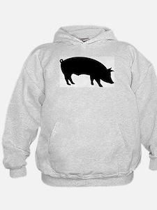 Pig Hoodie