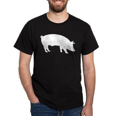 Pig Black T-Shirt