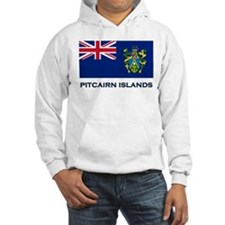 The Pitcairn Islands Flag Gear Jumper Hoody