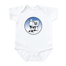pastpass Infant Bodysuit