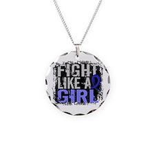 Fight Like a Girl 31.8 Arthritis Necklace
