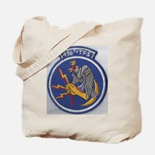496th Tactical fighter Sq. Tote Bag