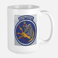 496th Tactical fighter Sq. Large Mug