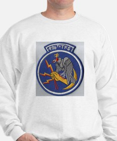 496th Tactical fighter Sq. Sweatshirt