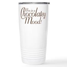 Chocolatey Mood Travel Mug