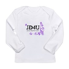 JD4U Long Sleeve Infant T-Shirt
