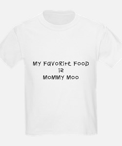 Mommy Moo Kids T-Shirt