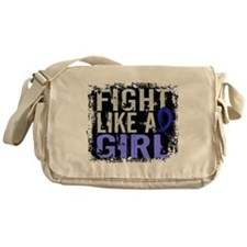 Fight Like a Girl 31.8 AS Messenger Bag
