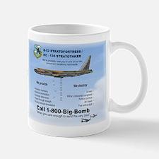 B-52 1-800-Big-Bomb Mug