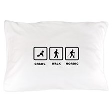 Nordic Walking Pillow Case