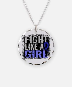 Fight Like a Girl 31.8 Guillain–Barré Necklace