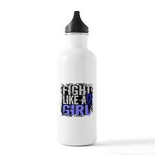 Fight Like a Girl 31.8 Guillain–Barré Water Bottle