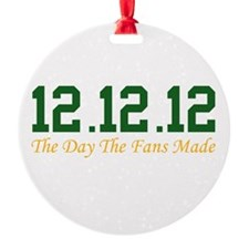 Ladies Love 12.12.12 Round Ornament