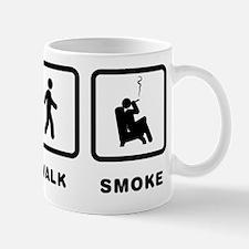 Cigar Smoking Mug
