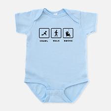 Cigar Smoking Infant Bodysuit