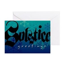 Solstice Greetings Greeting Cards (Pk of 10)