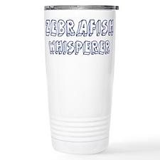 Cute Zebrafish Travel Mug