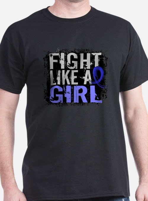 Licensed Fight Like a Girl 31.8 RA T-Shirt