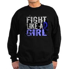 Licensed Fight Like a Girl 31.8 Sweatshirt