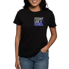 Fight Like a Girl 31.8 Huntingtons Tee