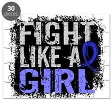 Fight Like a Girl 31.8 Huntingtons Puzzle