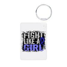 Fight Like a Girl 31.8 Huntingtons Aluminum Photo