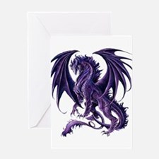 Ruth Thompson's Draconis Nox Dragon Greeting Cards