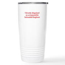 Cute Industrial engineer Travel Mug