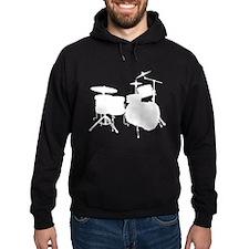 Cool Drum Kit Hoodie