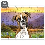 Boxer Meadow Puzzle