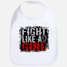 Fight Like a Girl 31.8 J Diabetes Bib