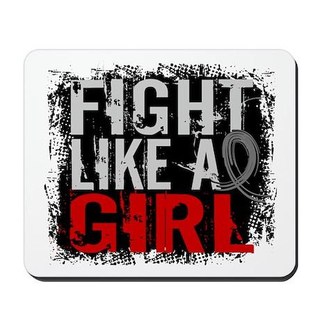 Fight Like a Girl 31.8 J Diabetes Mousepad