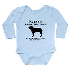 Belgian Laekenois Dog Breed Designs Long Sleeve In